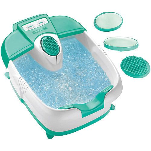 Foot Spa Heat Massage Bucket Relaxing Hydrotherapy Bath Rolling Bubbles Spa New #FootSpaHeatMassageBucketRelaxingHydrotherapy