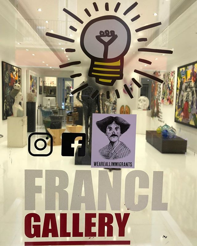 #newyork #magazine #design #designer #luxuryhomes #realestate #gallery #collector #artcontemporain #artnewyork  #paris #monaco #cannes #frenchriviera #nycart #streetart  #sainttropez #artfair #russia #moscow #cotedazur #france #yacht #contemporaryart #blog the #photooftheday - posted by Marc Francl Gallery https://www.instagram.com/franclgallery - See more Luxury Real Estate photos from Local Realtors at https://LocalRealtors.com/stream
