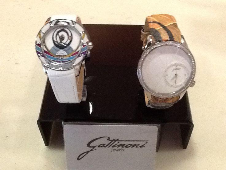 Orologi Gattinoni eleganti e raffinati da € 79 da Oromagia gioielli a Morcone. Richiedili anche via e mail a oromagia@libero.it