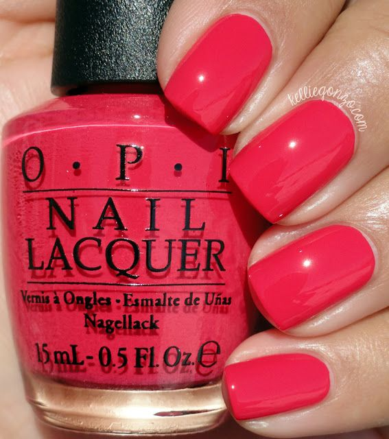 OPI — She's a Bad Muffuletta! (New Orleans Collection | Spring 2016)