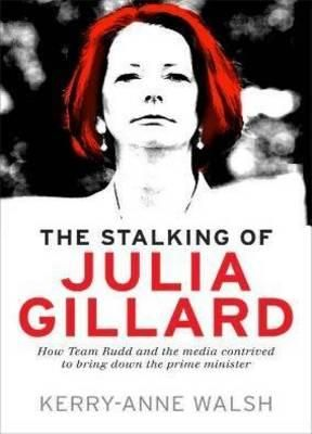 The book is strongest on providing numerous clear examples of media bias against Gillard, misreporting or ignoring what she said and did, and beating up minor or even non-existent flaws. Walsh has clear and strong opinions about certain people's character and behaviour, but she backs them up with example after example of ethical failure... from a review by Andrew Elder