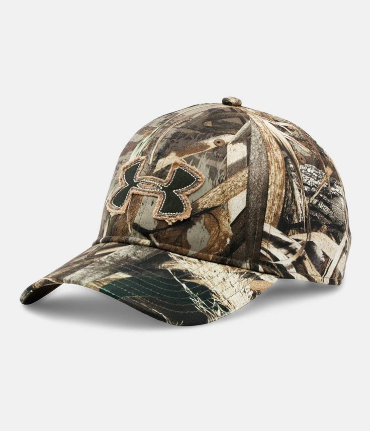 under armour hunting hats