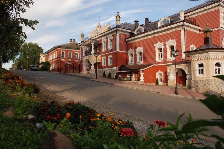 Cat's House (hotel in Myshkin)