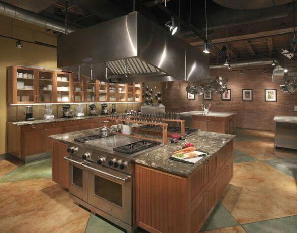 Kitchen home decorinterior design spacious open appliances