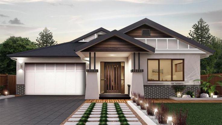 Harrington facade #weeksbuildinggroup #newhome #homedesign