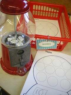 gumball sight words & lots of word work ideas: Kindergarten Sight Words, Literacy Work Stations, Gumball Sight, Bremen Kindergarten, Sight Words Activities, Words Work, Gumball Machine, Work Ideas, Gumball Words