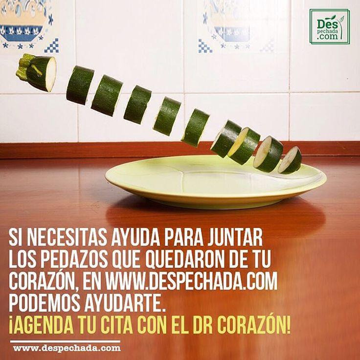 Nuestro grupo de Psicólogos del Doctor Corazón está esperando que agendes tu cita virtual en www.despechada.com
