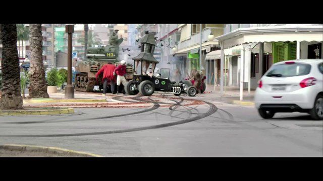 Peugeot 208 - Wacky Races by Rui Branquinho. New Peugeot 208 - Wacky Races
