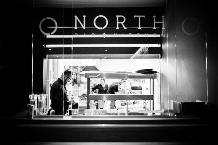 North Bar and Kitchen was established by good friends Sally Davies and chef patron Joanna Betts in February 2015. Together, Sally, Joanna and their team have made North Bar and Kitchen a landmark in local dining, and one of the best places to eat in Leicester. The friends' love of local culture is emphasised by the decision to take their trading name from the historic 'H. North Purveyors' sign on the corner of the refurbished building in which their restaurant is situated.