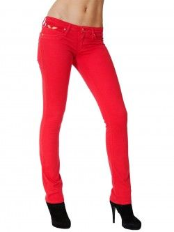 red jeans for women 21