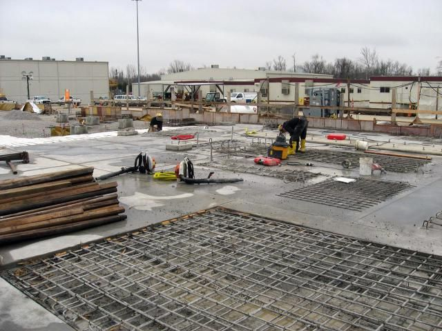 IT's A GOOD DAY FOR A CONCRETE POUR! ...    three days at 50degrees or better! How to Pour Concrete in Cold Weather