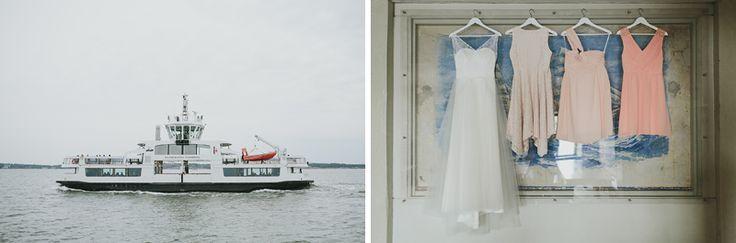 Wedding Day Story Marjaana + Jani. Helsinki, Finland. Tuomas Mikkonen