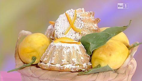 La ricetta delle sfogliatelle frolle di Sal De Riso del 18 novembre 2014 - Dolci dopo il tiggì
