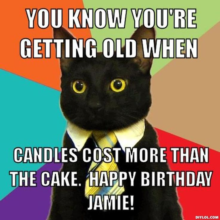Funny Happy Birthday Jamie | Chairman LOL Spare Some LOL ...