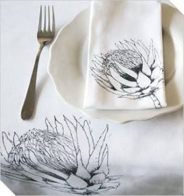 protea stylised - Google Search