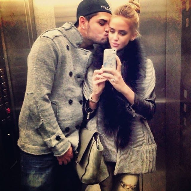 Cozy Winter Outfits. Him & Her <3 Presh