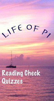 34 best teaching life of pi images on pinterest worth for Life of pi sparknotes