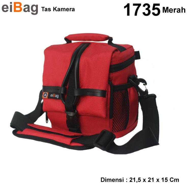Tas Kamera Murah Produk Bandung Kode EIBAG 1735 Merah