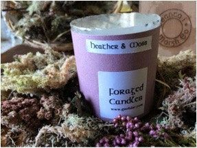 ❝• Foraged: Heather & Moss #Wild irish #Candle by #WildIrishSoaps Best Seller http://etsy.me/2jHdako