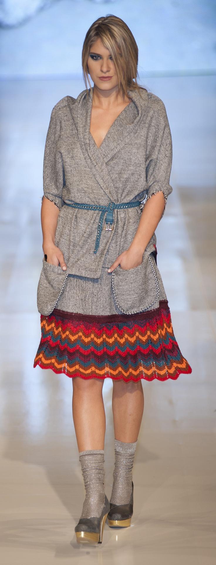 Horus Collection #Runway - #Designer: Adriana Santacruz #fashion #woman #moda @Ad_Santacruz