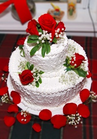 Surprise your loved one cakes and flowers