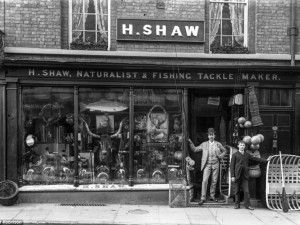 We've got the shopfront, now please bring your apron... Edwin Smith