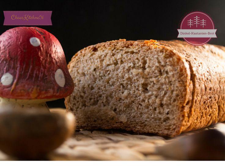 Leckeres Dinkel Kastanien Brot Bild an clicken Video Rezept