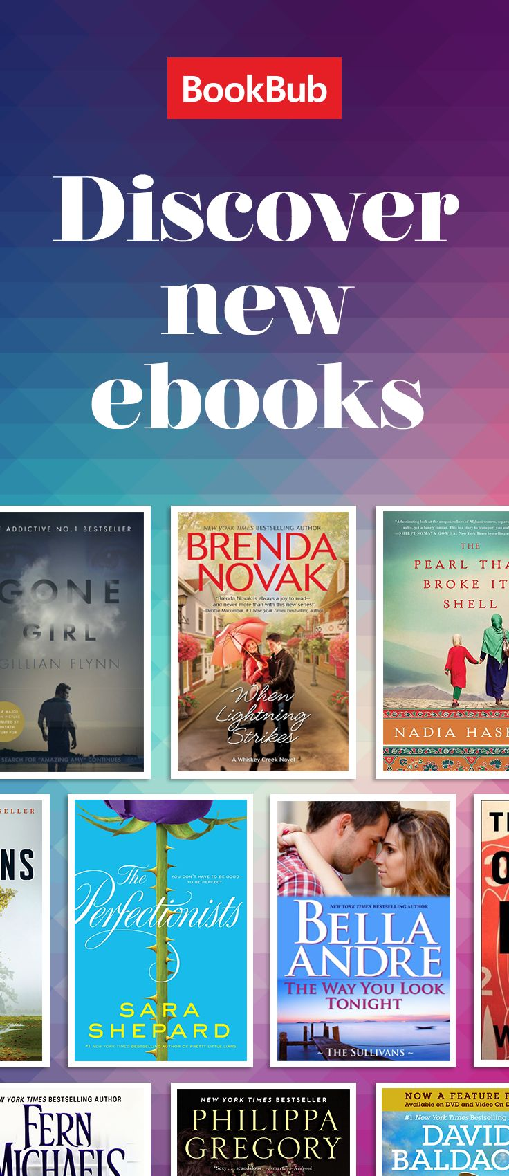 Bookbub Alerts Millions Of Happy Readers To Free & Discounted Bestselling  Ebooks