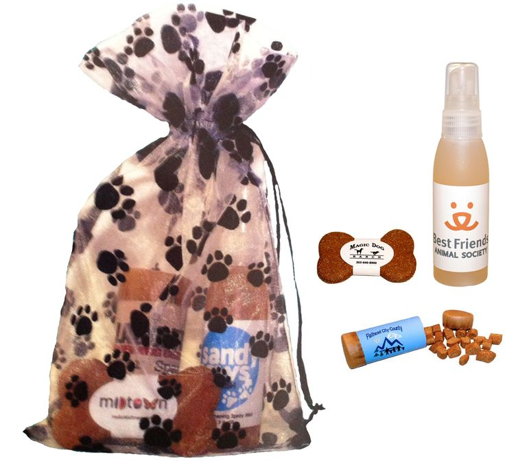"""DOG GROOMING SUPPLIES CUSTOM PROMOTIONS - """"SPAW"""" KITS - Paws 2 Purrfection, LLC - Promotions, Displays & More"""