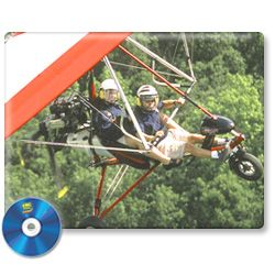 Sport Pilot Written Test Prep (Weight Shift Control) - DVD for Windows - Includes the Complete Sport Weight Shift Control Ground School & Test Question Review that guarantee you'll pass the FAA Knowledge Test.