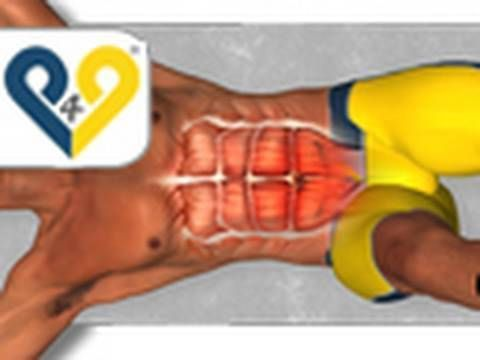 Elevaciones piernas en 4 tiempos, es uno de los mejores ejercicios para abdominales inferiores.