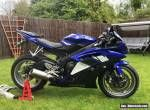 YAMAHA YZF R6 2009 for Sale