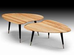 - Table basse en frêne AK 2560 - Naver Collection