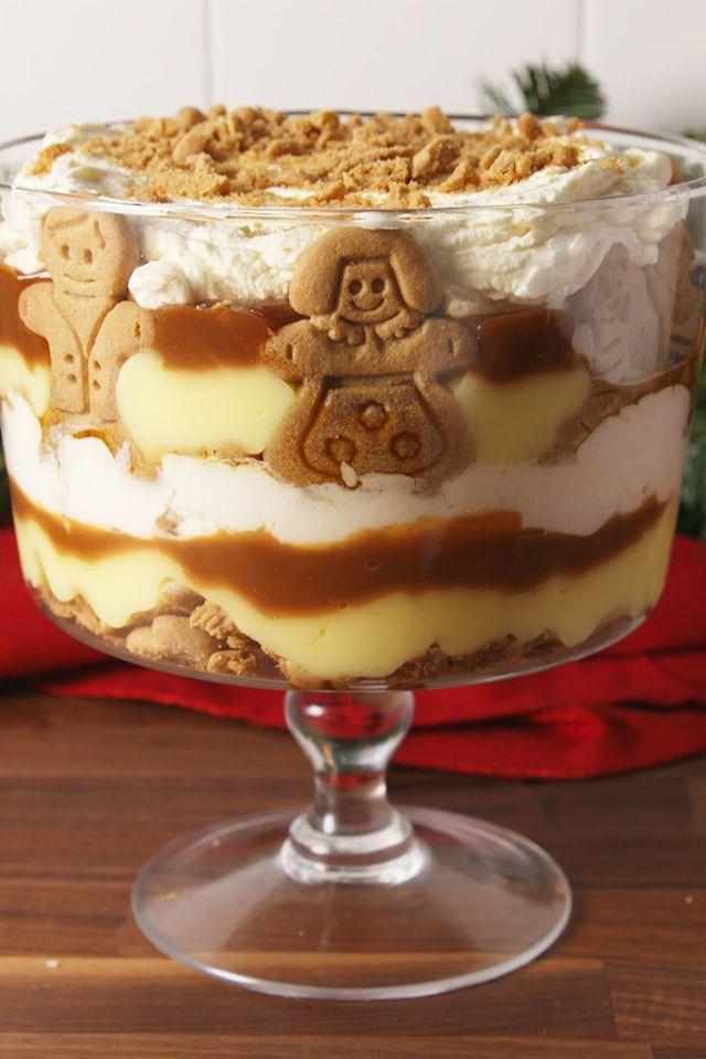 Gingerbread Trifle  - Delish.com