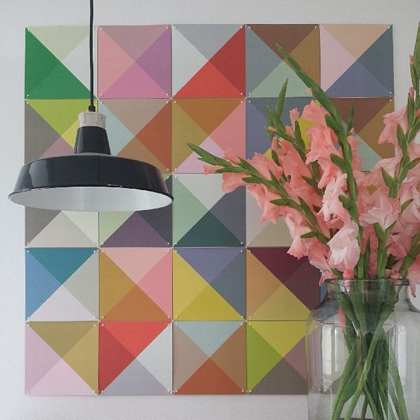 "ixxi special collection ""Loco Colors"" in Liesbeth Klaase's interior"