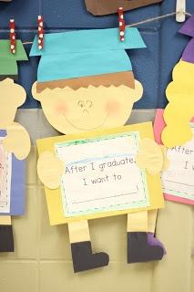 Graduation Kid Craft and Kindergarten Freebies