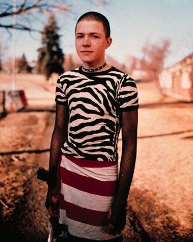 "Jona Frank, ""Montana, from the series High School"" (2000) | photograph | chromogenic print    Source: http://www.sfmoma.org/explore/collection/artwork/104423?artwork=104423#ixzz1jCSLdOiV   San Francisco Museum of Modern Art"