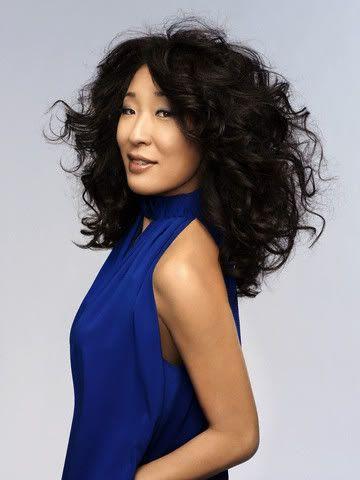 "Sandra Oh Makes The Cut At ""Canadian Celebrity Hair Awards"" | Sandra Oh News."