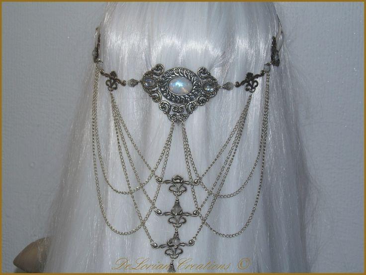 ... elfique medieval médiévale fantasy inspiration elfique mariage