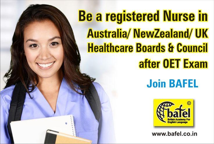 Be A Registered Nurse in Australia, NewZealand/UK