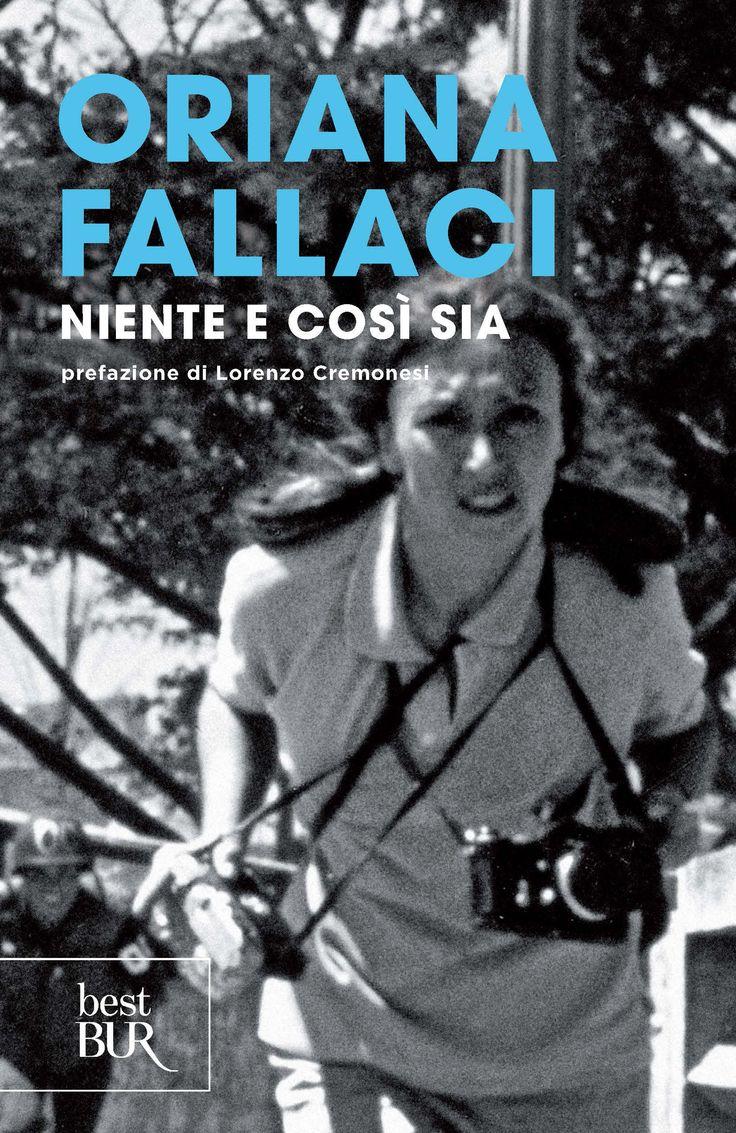 "Oriana Fallaci, ""Niente e così sia"" Vietnam war"