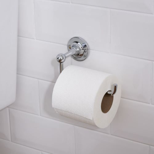 add the finishing touches to your bathroom with the milano ambience toilet roll holder