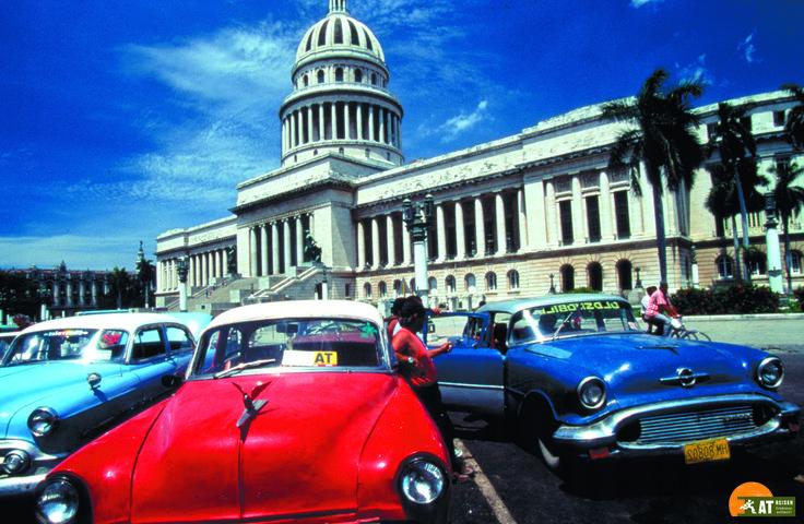 Niergendwo sonst scheint die Zeit so still geblieben zu sein wie in #Havanna auf #Kuba.