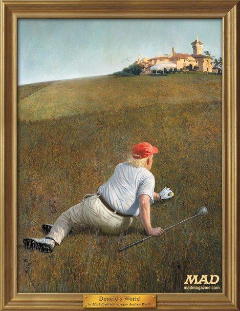 Politics  🤡 Satire cover image