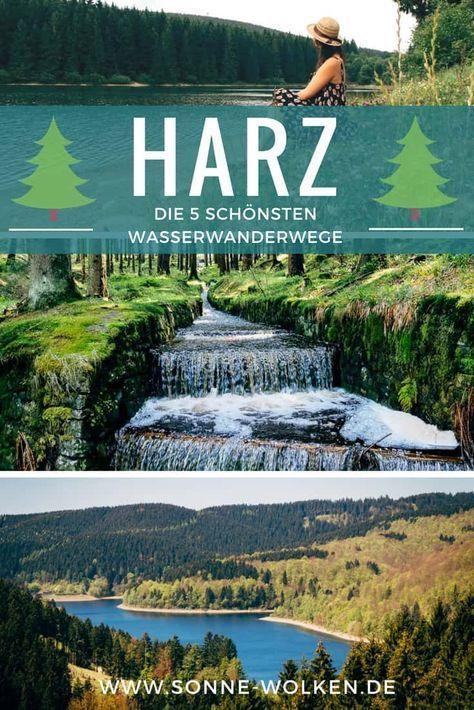 Die schönsten Wanderwege am Oberharzer Wasserregal