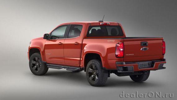 Пикап Шевроле Колорадо ГиарОн 2015 / Chevrolet Colorado 2015 GearOn
