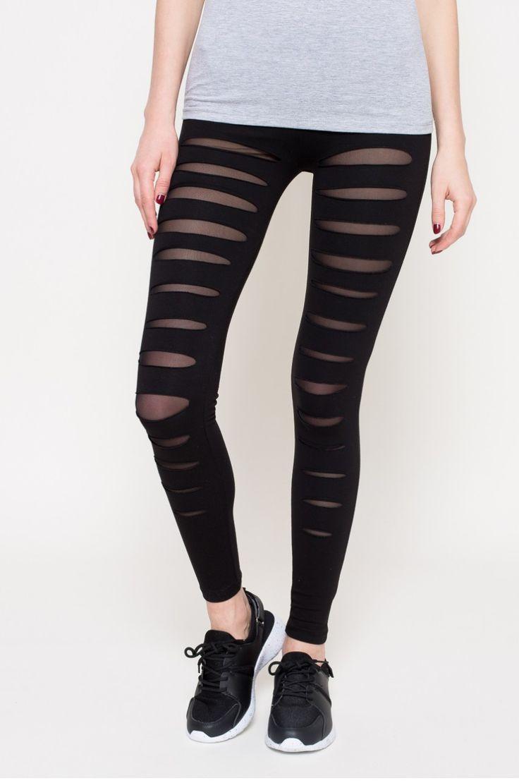 Spodnie i legginsy Legginsy  - Answear - Legginsy Miss Butterfly