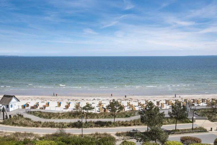 MeeresNest Ferienwohnung mit Meerblick, Balkon und