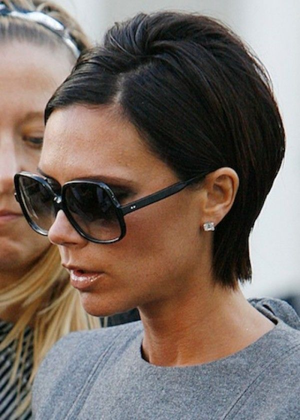 Pin Victoria Beckham Short Hair on Pinterest