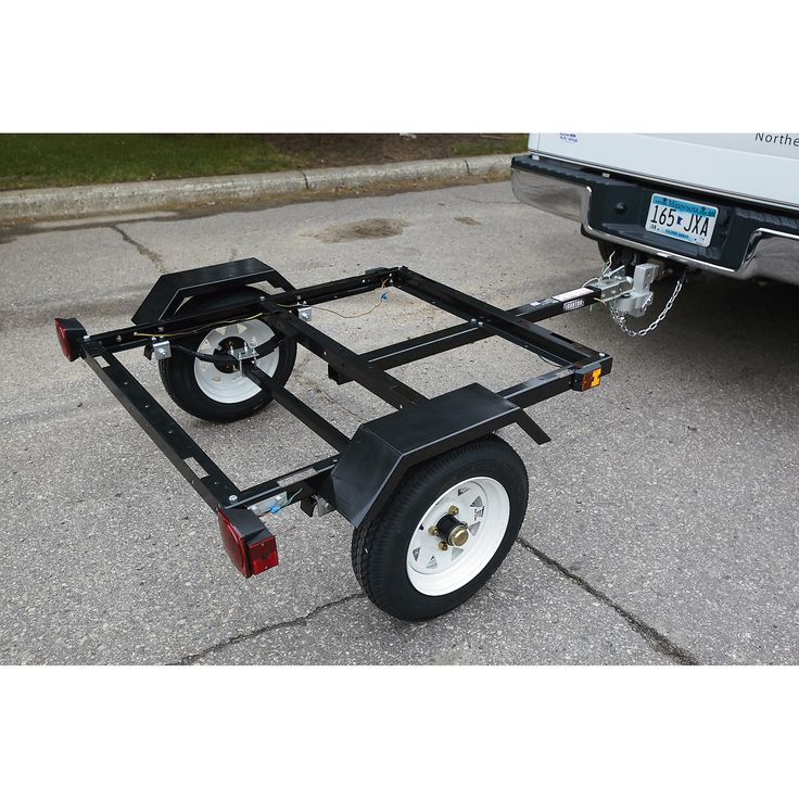 Ironton 40in. x 48in. Utility Trailer Kit — 1060-Lb. Capacity | Trailers| Northern Tool + Equipment